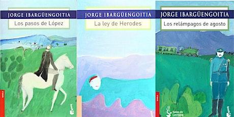 Círculo de novela Jorge Ibargüengoitia entradas