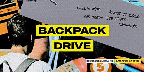 Southridge Church Backpack Drive 2020 tickets