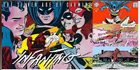 The Silver Age of Carmine Infantino, Comic Book Illustrator Interactive Web tickets