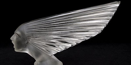 French Masters in Glass:  Émile Gallé and René Lalique  Online Art Lecture tickets