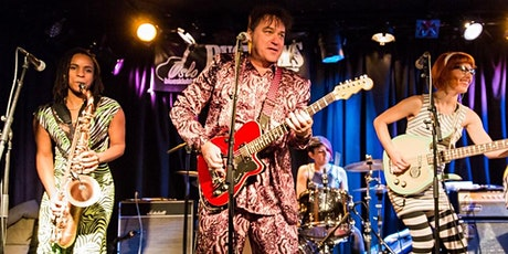 Igor and the Red Elvises tickets