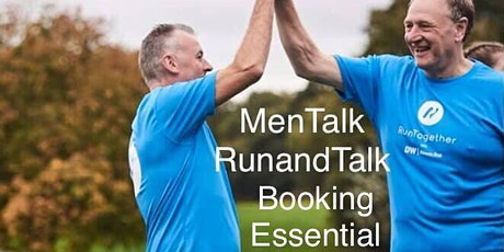 MenTalk Run and Talk tickets