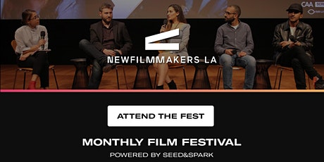 NewFilmmakers Los Angeles (NFMLA) Film Festival - August 22nd, 2020 tickets