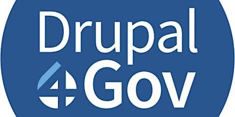 Drupal4Gov Webinar Series: Future Proof Your Drupal Sites for D9 tickets