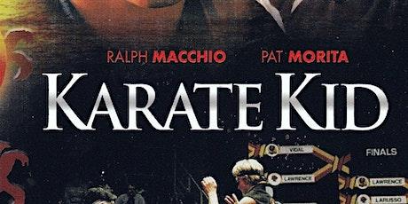 KARATE KID (1984) at BDI (Fri & Sat 8/21-22) tickets