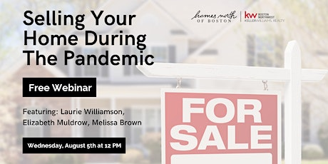 Selling Your Home During The Pandemic tickets