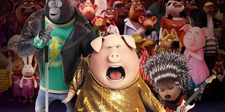 Kid's Club Movies: Sing (Boxpark Wembley) tickets