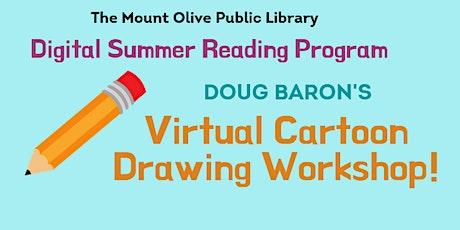 Doug Baron's Virtual Character Drawing Workshop tickets