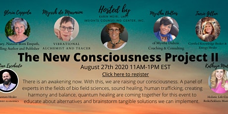 The New Consciousness Project II tickets