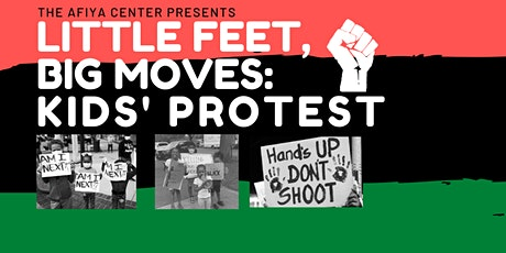 Little Feet, Big Moves: Dallas Kid's Protest tickets
