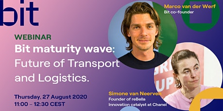The Future Of Transport & Logistics tickets