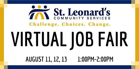 Virtual Job Fair - August 11, 12, 13 tickets