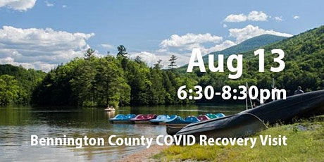 Bennington County COVID Recovery Visit: Recovery to Renewal and Resilience tickets