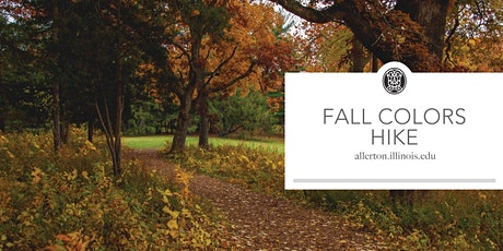 Fall Colors Hike tickets