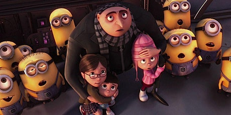 Kid's Club Movies: Despicable Me (Boxpark Wembley) tickets