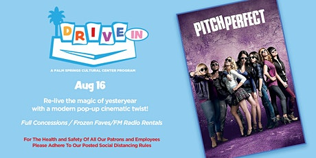 Drive-In: Pitch Perfect tickets