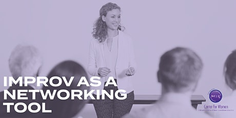 [Virtual Workshop] Improv as a Networking Tool tickets