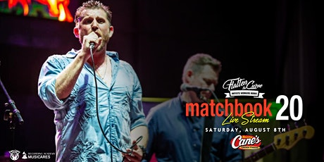 Matchbook 20 - Tribute to Matchbox 20 [Limited Seating and Live Stream] tickets