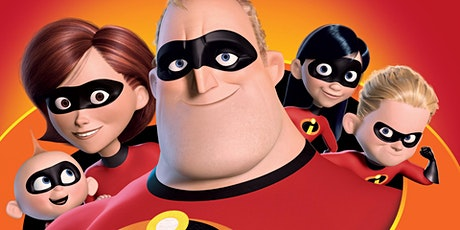 Kid's Club Movies: The Incredibles (Boxpark Wembley) tickets