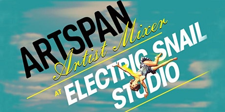 ArtSpan Artist Mixer at Electric Snail Studios tickets
