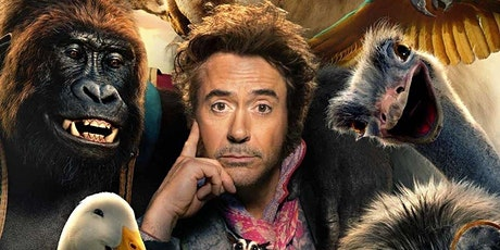 Kid's Club Movies: DOLITTLE (Boxpark Wembley) tickets