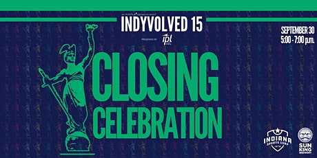 IndyVolved 15 | Closing Celebration with Indiana Sports Corp at Sun King tickets