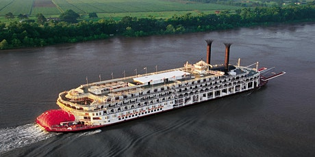 Discover America's Rivers, A Virtual Cruise  Night tickets