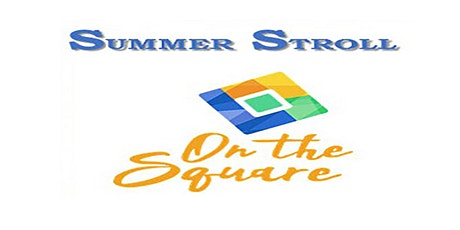 SMAR YPN Summer Stroll on the Square tickets