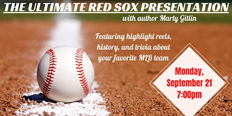 The Ultimate Red Sox Presentation tickets