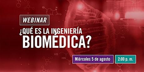 ¿Qué es la Ingeniería Biomédica? entradas