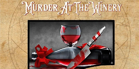 Italian Winery Murder Mystery Dinner Party tickets
