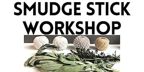 Smudge Stick Workshop tickets
