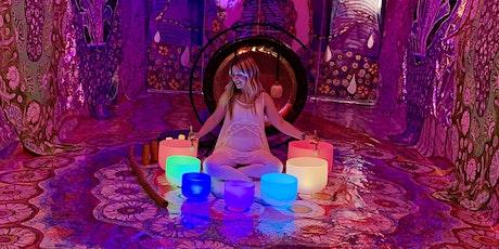 FREE Live Stream Sound Healing Meditation (Sound Bath) tickets