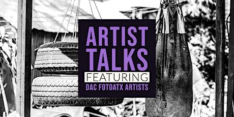 FotoATX 2020 Artist Talks tickets