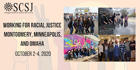 Working for Racial Justice: Montgomery, Minneapolis, and Omaha tickets