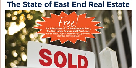 The State of East End Real Estate tickets