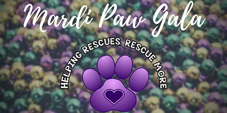 Sixth Annual Mardi Paws Gala tickets