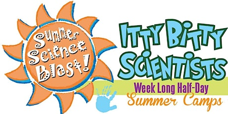 Itty Bitty Scientist - Colorful Concoctions, Aug 3 tickets