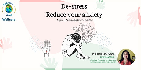 De-stress with Sujok therapy tickets