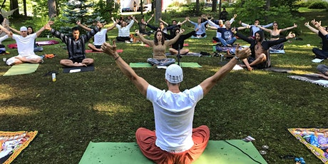 Kundalini Yin Yoga w/ Gong Bath in the Park tickets