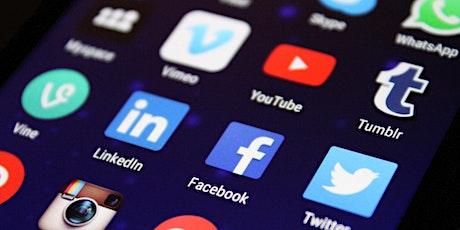 Comercialización utilizando Redes Sociales tickets