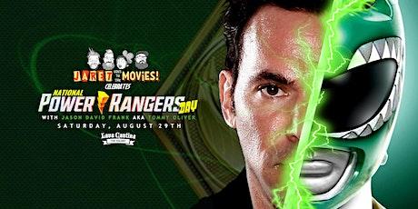 Mighty Morphin' Power Rangers with the Green Ranger, Jason David Frank! tickets