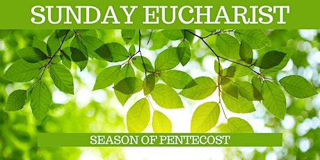 September 6th: Sunday Eucharist tickets