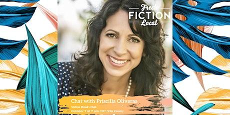 Video Book Club with Author Priscilla Oliveras tickets