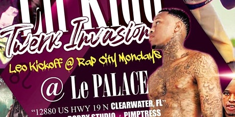 Lil Kidd live concert for Rap City Monday tickets