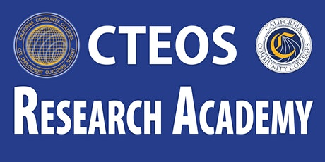 CTEOS Virtual Workshop Series - Using R Markdown for CTE Biannual Report tickets