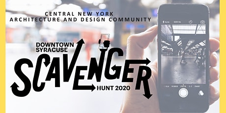 CNY Architecture & Design Scavenger Hunt tickets