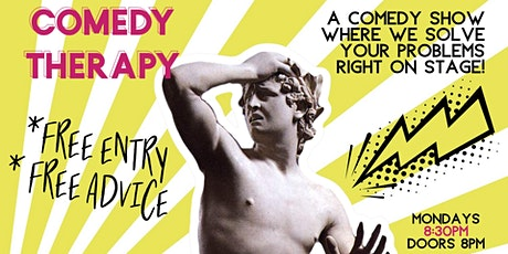 Comedy Therapy in Friedrichshain tickets