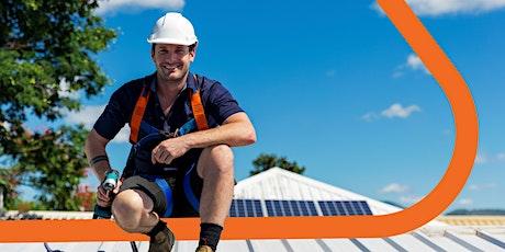 5 Steps to Solar Webinar tickets