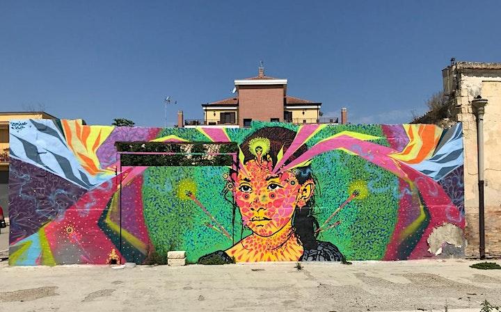 Immagine Stramurales 2021 Visita guidata street art